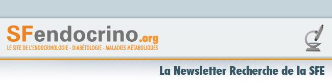 SFE - La Newsletter Recherche de la SFE